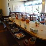 レイクサイドホテル久山 レストラン 湖翠 -