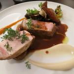 リベルタス - 肉料理 鹿児島県産茶美豚のロースト