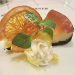 エーエス クラシックス ダイナー - チーズケーキ