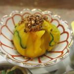 巽蕎麦 志ま平 - 南瓜