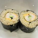 巽蕎麦 志ま平 - 蕎麦寿司