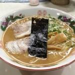 秀ちゃん - ラーメン600円☆値上がりしましたね(>_<)(第二回投稿分②)
