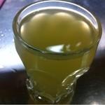 コーヒースタンド小嶺 - 冷しレモン120円