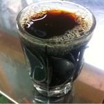 コーヒースタンド小嶺 - 冷しコーヒー120円