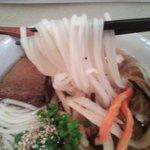 ここ・長崎 - 麺あげ