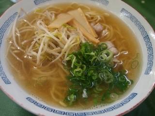森田食堂 - 中華そば