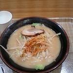 札幌らーめん みそ源 - みそ源 味噌とんこつラーメン