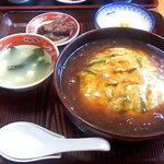 2140788 - 天津丼セット