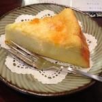 喫茶 美術館 - チーズケーキ♡