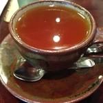 喫茶 美術館 - ヌワラエリアティー・ゆず