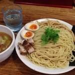 上海麺館 - 鶏つけ 900円