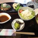銀花櫻 - おろし和風ハンバーグ御膳