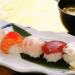 炉端かば - 恋するてまり寿司