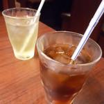 21404463 - 黒ウーロン茶&こうばし茶