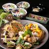 Nihonryouriobana - 料理写真:秋の会席一例