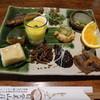 日登美山荘 - 料理写真:ランチの一部