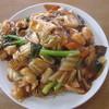 香蘭 - 料理写真:海鮮焼きそば 1069円