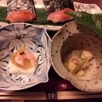 強羅天翠 - 酒菜と凌ぎ