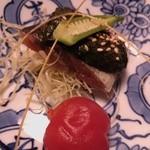 強羅天翠 - 旬菜:北海道産秋刀魚