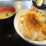 天せ - 天丼¥520