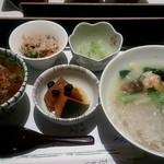 21405813 - 中華麺ランチセット(950円)
