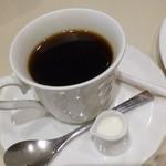 喫茶室ルノアール - 2013.09 コーヒーです、、How much ?