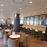 喫茶室ルノアール - 2013.09 ゆったりした空間がルノアールの特徴のひとつかと思います♪