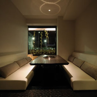 ◆女子会や家族での御利用もお気軽に♪ソファー席も御座います♪