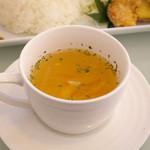 ミルフル - スープ付き