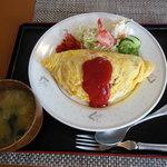 レストラン喫茶 ふじ - 料理写真: