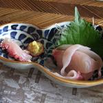 米沢鯉 六十里 - 鯉のあらい