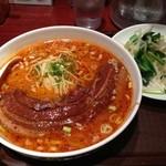 香港食市場 - 担々麺¥600