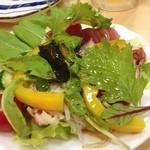 うきま - うきまサラダ