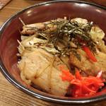 殿様商売 十蔵 - 料理写真:豚しょうが焼き丼