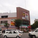政家 新潟駅南店 - 南口びっくりドンキーの2階です