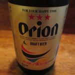 メンガテー - 800えん オリオン生瓶ビール