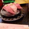 ぐるめ亭 - 料理写真:本まぐろ三種 \840