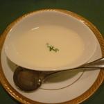ブラッセリー? ル プレジール - スープ