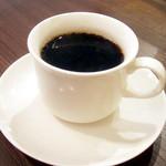 カレーライス ディラン - コーヒー(350円)