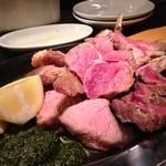 21416328 - 鶏肉、ラム肉、牛肉の今宵の美味い処を!