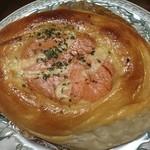 21416614 - 明太子のせパン