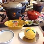 絶景露天風呂の宿 銀波荘 - お風呂とご飯の日帰りプラン。 ここの露天風呂最高!!