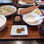 さんまちゃん - 選べるランチ(¥1,380)