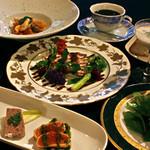TOWAE 芦屋 - Bランチ 2800円 ※コーヒー・デザートが付きます。