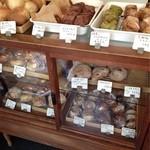 粉花 - お店のパンたち♡