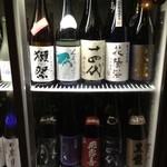 居酒屋⁺Neko - ショーケースの中は宝箱。