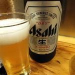 21418503 - 瓶ビールです