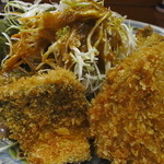 清吉 - 魚フライ