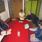 ビューティーバー - 「ダーツバー」ならぬ「投扇興バー」。日本酒をたしなみながら投扇興を愉しめます。