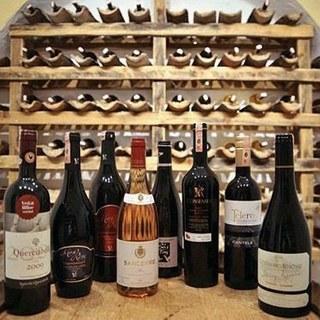 《美味しいトルコ産ワインが勢揃い》